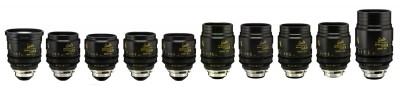 Cooke Optics brings miniS4 i lenses to BVE North 2013