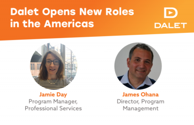 Dalet Opens New Roles in the Americas to Support Growing Enterprise Business