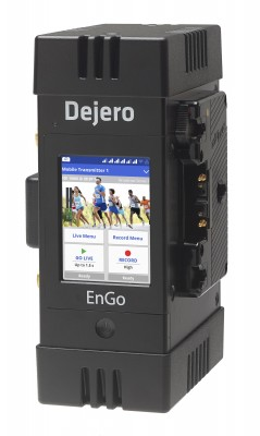 Dejero Introduces LIVE+ EnGo, a Compact and Modular Transmitter for Remote Video Acquisition