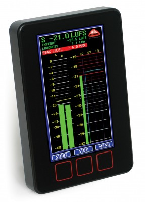 DK-Technologies Shows A New Version Of Its Award Winning DK Meter at NAB 2012