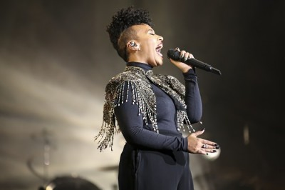 Emeli Sand and copy; Finds DPAs d:facto and cent; Vocal Microphone The Ideal Complement For Her Stunning Voice