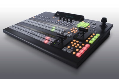 FOR-A Debuts 1 M E to 2 M E Video Production Switcher at NAB 2012