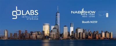 GB Labs to showcase new 25 GbE FastNAS storage connectivity at NAB Show New York