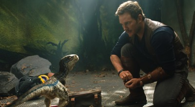 Goldcrest Post Delivers Jurassic World: Fallen Kingdom with