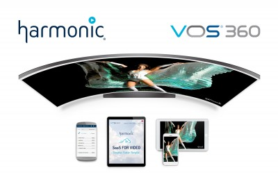 Harmonic Adds Microsoft Azure Support and Expands Partnership with Akamai for Harmonic VOS 360 SaaS
