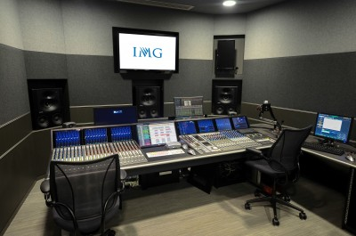 HHB provides Avid S5 Fusion consoles and Genelec loudspeakers for new IMG Studios