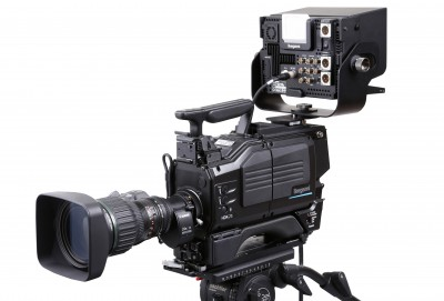 Ikegami sets HDK-73 and UHK-430 cameras at centre stage for Media Production Show
