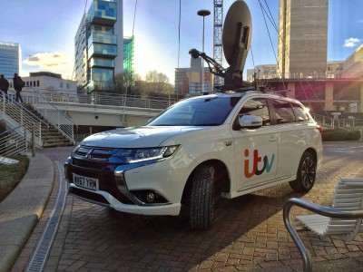 ITV Studios Deploys Hybrid OB Vehicles for Increased Efficiency Complete with Combined LiveU Ka-band Cellular Bonding Technology