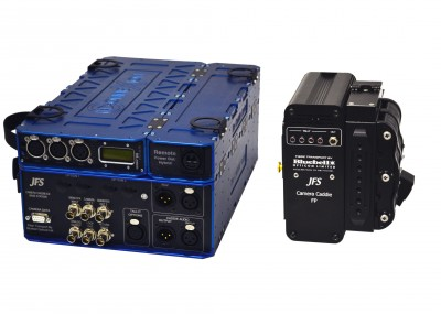 Joseph Electronics Exclusive Camera Caddie-FP Simplifies HD Acquisition Over Fiber