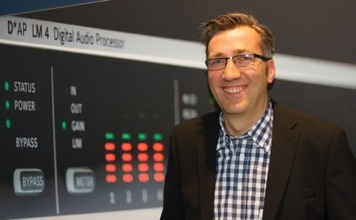 Junger Audio Appoints Oliver Harms In The Far East