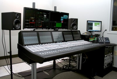 KVIE Moves up to Solid State Logic C10 HD Compact Broadcast Console