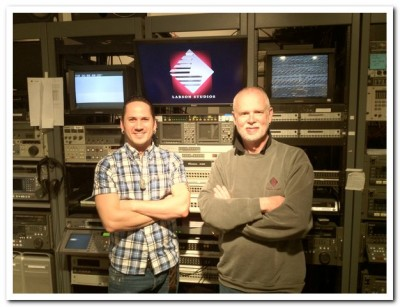 Larson Studios Installs Jnger Audios Loudness Solution To Solve Its CALM Compliance Issues