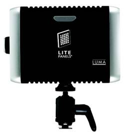 Litepanels and reg; Introduces Powerful Luma and cent; On-Camera LED Light