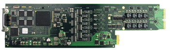 LYNX Technik to Debut SHUFFLEMAX and cent; Audio and Metadata Embedder   De-Embedder at NAB 2012