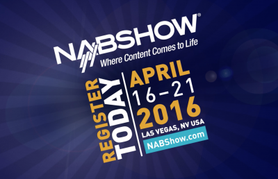 NAB Show 2016 - for the ultimate experience