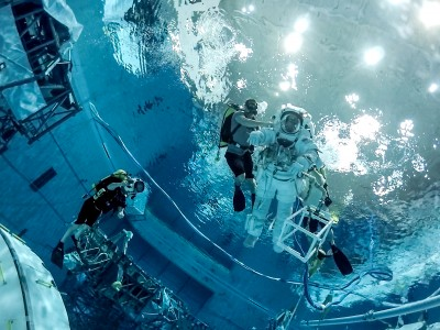 NASA and Harmonic Offer Spectacular 360-Degree Astronaut Training Virtual Reality Experience