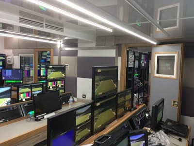 NEP UK deploys Axon Cerebrum at Wimbledon 2018 To Control and amp; Monitor Fully-IP Sports Production