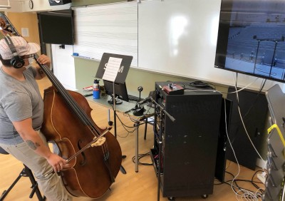 New Dante Audio Networking Solution from ASG Allows San Francisco Conservatory of Music Ensembles to Perform Together Despite COVID-19 Social Distancing
