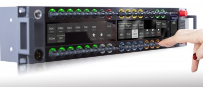 New SmartPanel From Riedel Redefines How a Keypanel Should Look and Feel, Enables Multiple Workflows