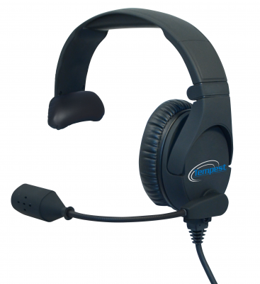 New Tempest SmartBoom PRO Professional Communications Headset Now Available