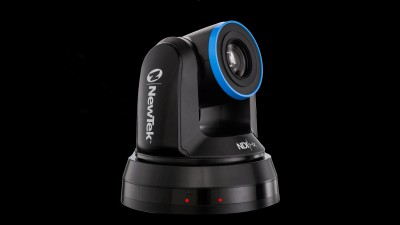 NewTek Ignites Live IP Revolution With Worlds First NDI Native Camera