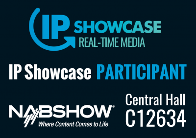 NewTek Joins IP Showcase At NAB With SMPTE ST 2110 Product