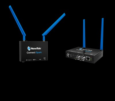 NewTek Rings In 2018 with More Features for Connect Spark Converters