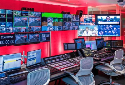 Pebble playout technology selected to drive Asharq News