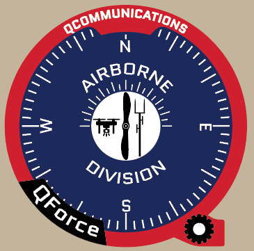 QCommunications Takes Flight with the Launch of its Airborne Division Manned by Company and rsquo;s QForce