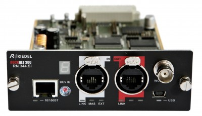 Riedel Communications CABSAT 2014 Product Preview