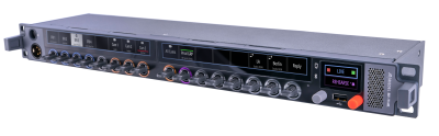 Riedel Introduces the RSP-1216HL SmartPanel, a New 1RU Addition to the Powerful 1200 Series of Intelligent, App-Driven User Interfaces