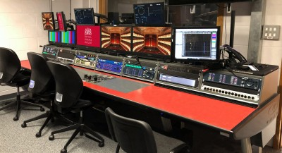 ROH Chooses Leader LV7300 Rasterizers for Technical Control Gallery