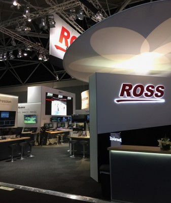 Ross Video Drives Trends in Live Production at IBC 2018