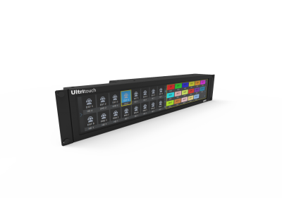 Ross Video Launches Touchscreen Systems Control and Monitoring Panel for Customizable Operation of Broadcast Hardware at IBC 2018