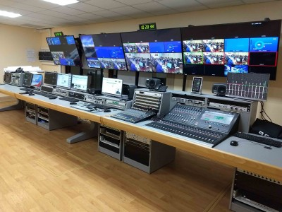 Russia and rsquo;s largest media corporation VGTRK deploys Calrec Brios as part of its HD regional studio upgrade