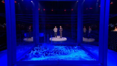 S+H LED Floor Enjoys Nine Lives on The Cube