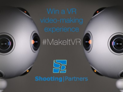 Shooting Partners launches professional VR production competition