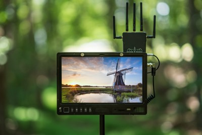 SmallHD Intros 13 HDR Monitor at IBC Stand 12 E65