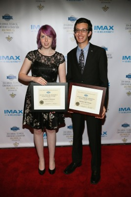 SMPTE Issues Call for Student Papers and Louis F. Wolf Jr. Memorial Scholarship Applications
