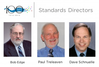 SMPTE(R) Announces 2016 Directors and Appointment of New Governors-at-Large