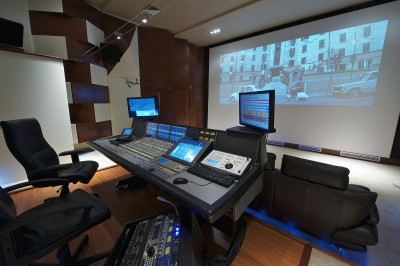 Solid State Logic C300 HD Master Studio System Embraced by French TV and Film Studios
