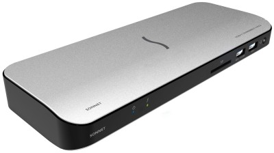 Sonnet Announces Echo and trade; 11 Thunderbolt and trade; 3 Dock
