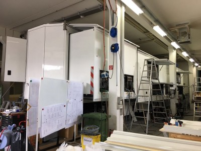 sonoVTS nears completion of first all-IP OB truck for tpc, Switzerlands leading broadcast service provider