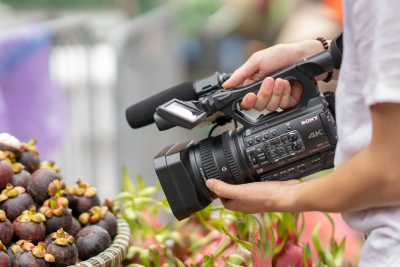 Sony  Introduces  New  Handheld  NXCAM  Camcorder,  Delivering  Stunning  4K  Imagery  with  Life-like  Colour  Reproduction