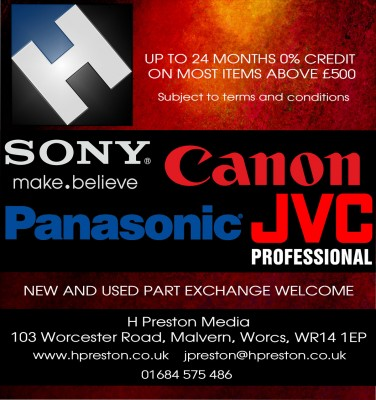SONY and H.PRESTON ON TOUR LEEDS AND LONDON