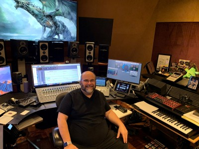 Sound Designer Scott Gershin Makes Multi-Format Mixing Projects Shine with NUGEN Audio