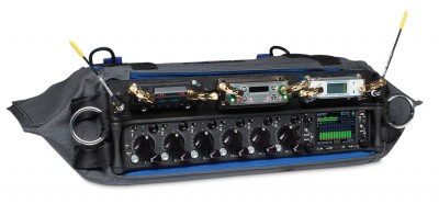 Sound Devices Highly Anticipated SL-6 Powering and Wireless System Now Shipping