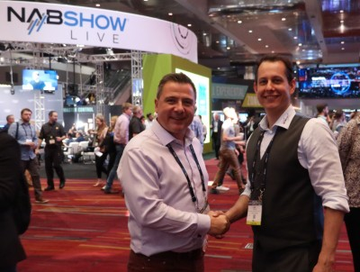 Spidercam GmbH and Gravity Media Group announce strategic partnership in North America