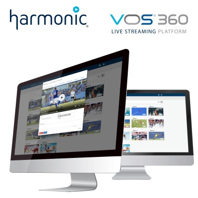SportsMax Powers Live Sports Streaming with Harmonic