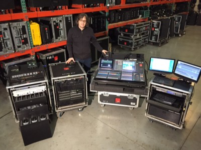 Studio Technologies Equipment Completes Visual Horizon Communications Major Upgrade to Dante-Compatible Technology